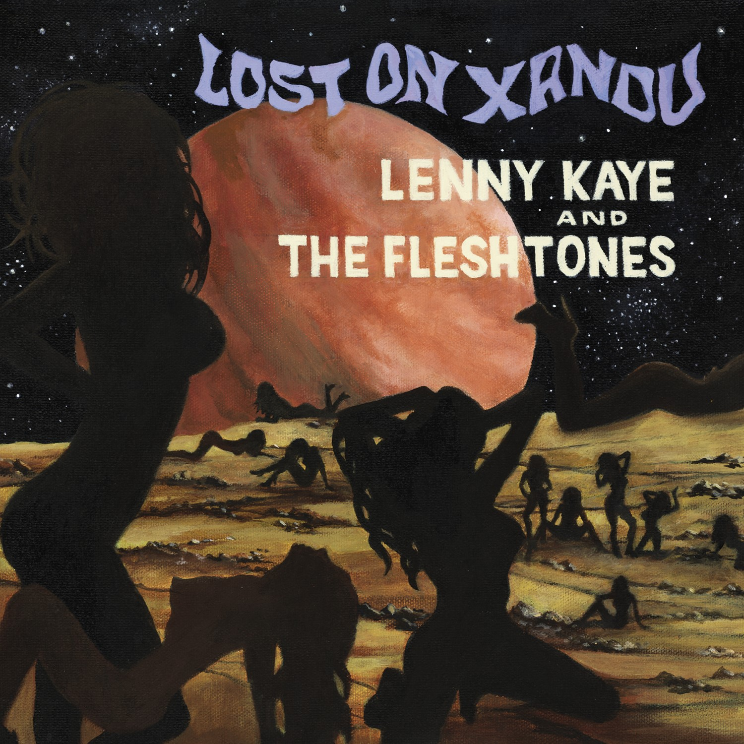 The Fleshtones - Lost on Xandu [RSD BF 2019]