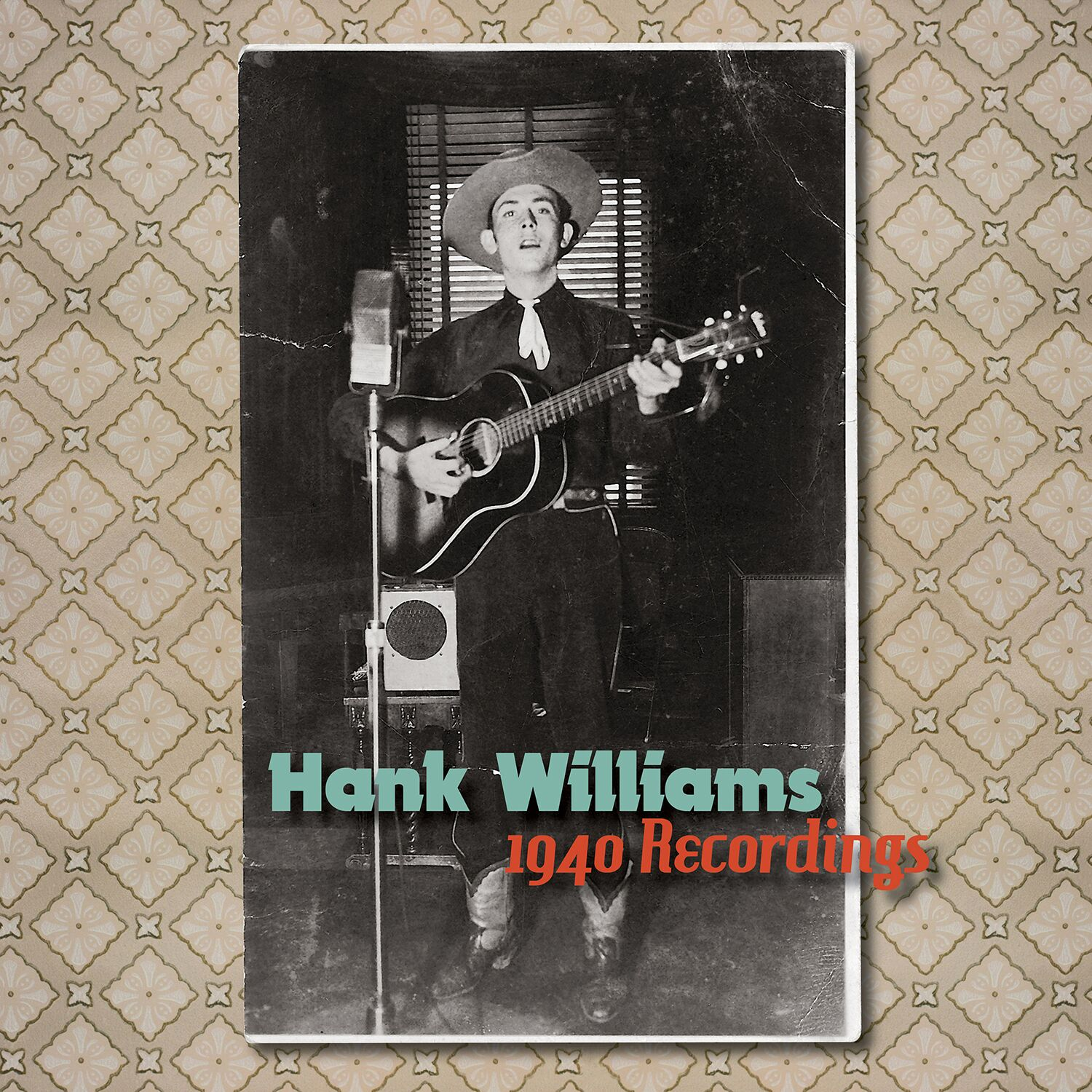 Hank Williams - The 1940 Recordings [RSD BF 2019]