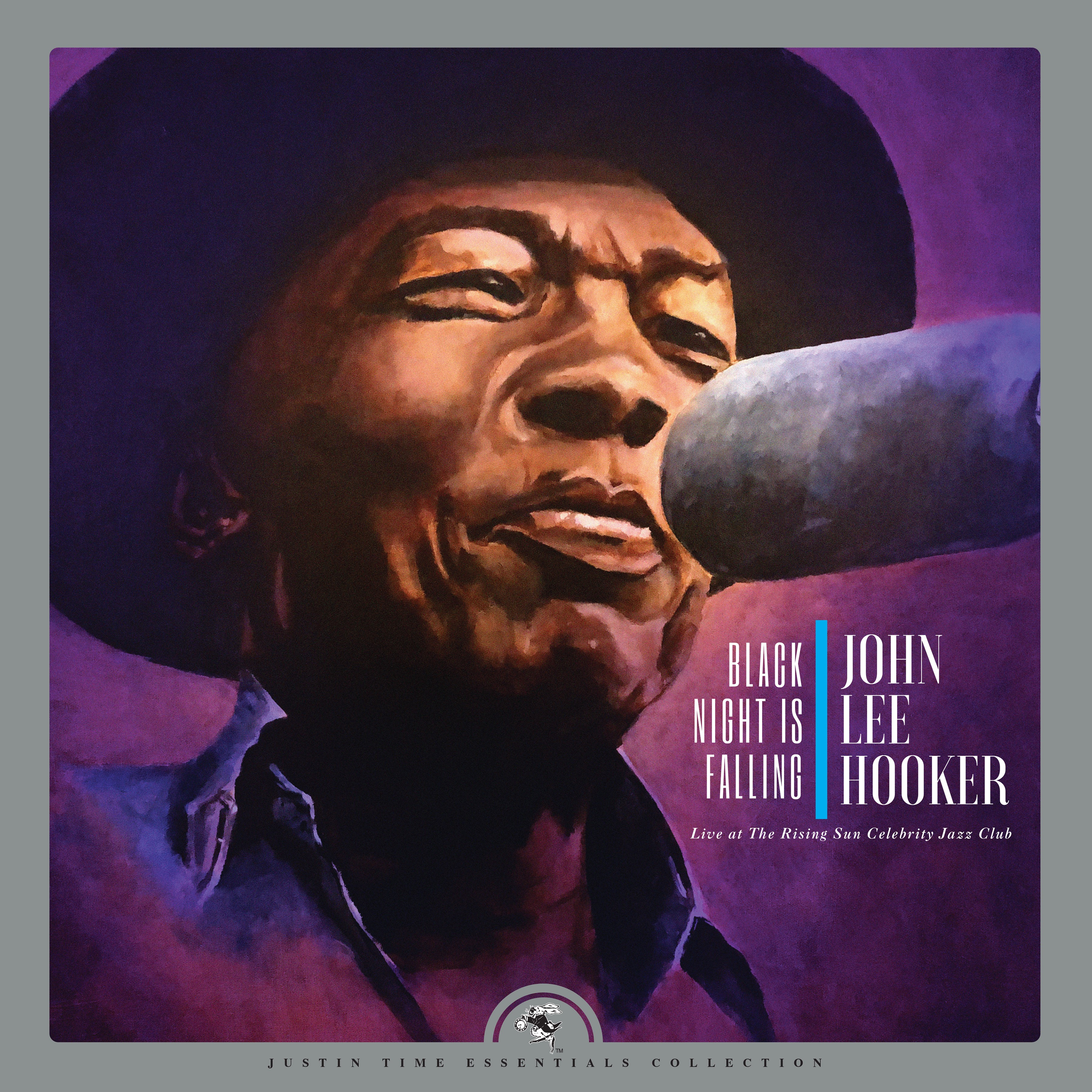 John Lee Hooker - Black Night Is Falling Live at The Rising Sun Celebrity Jazz Club (Collector's Edition)  [RSD BF 2019]