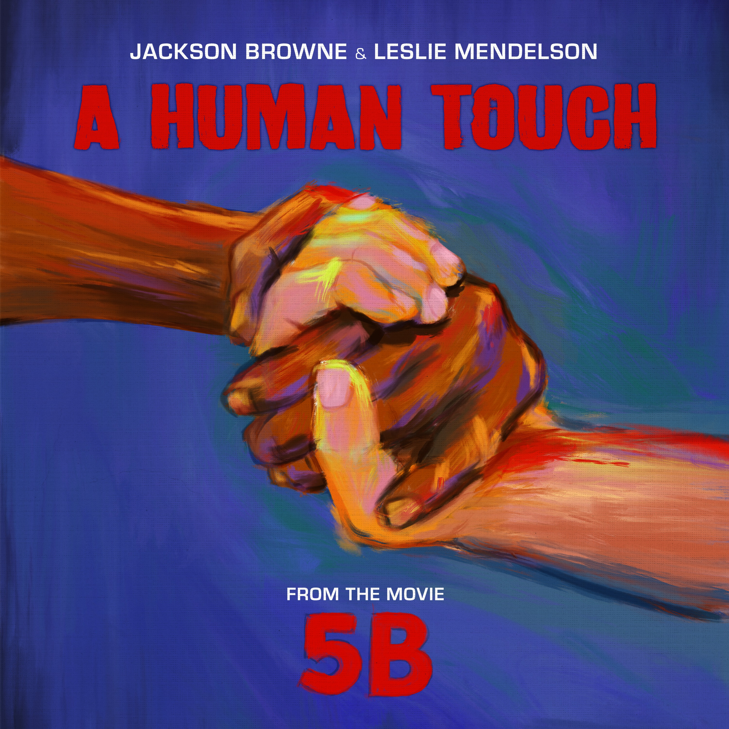 Jackson Browne & Leslie Mendelson -  Human Touch [RSD BF 2019]