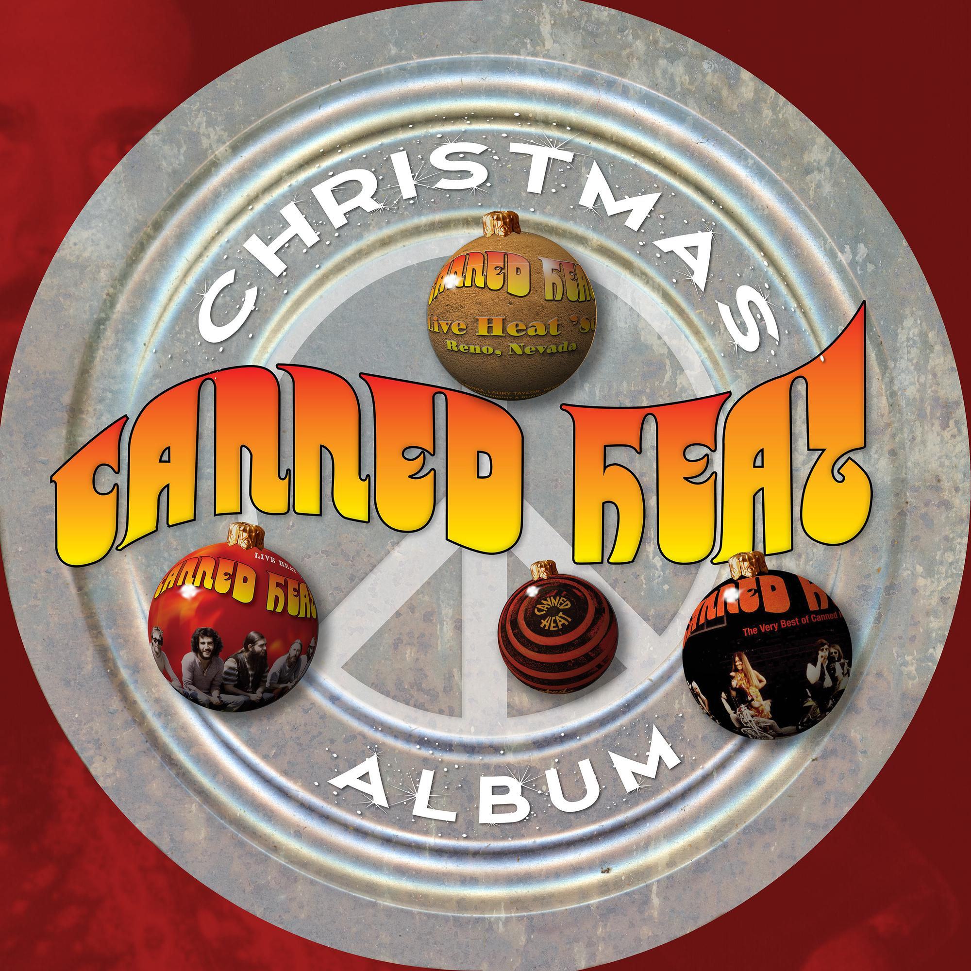 Canned Heat - Canned Heat Christmas Album [RSD BF 2019]