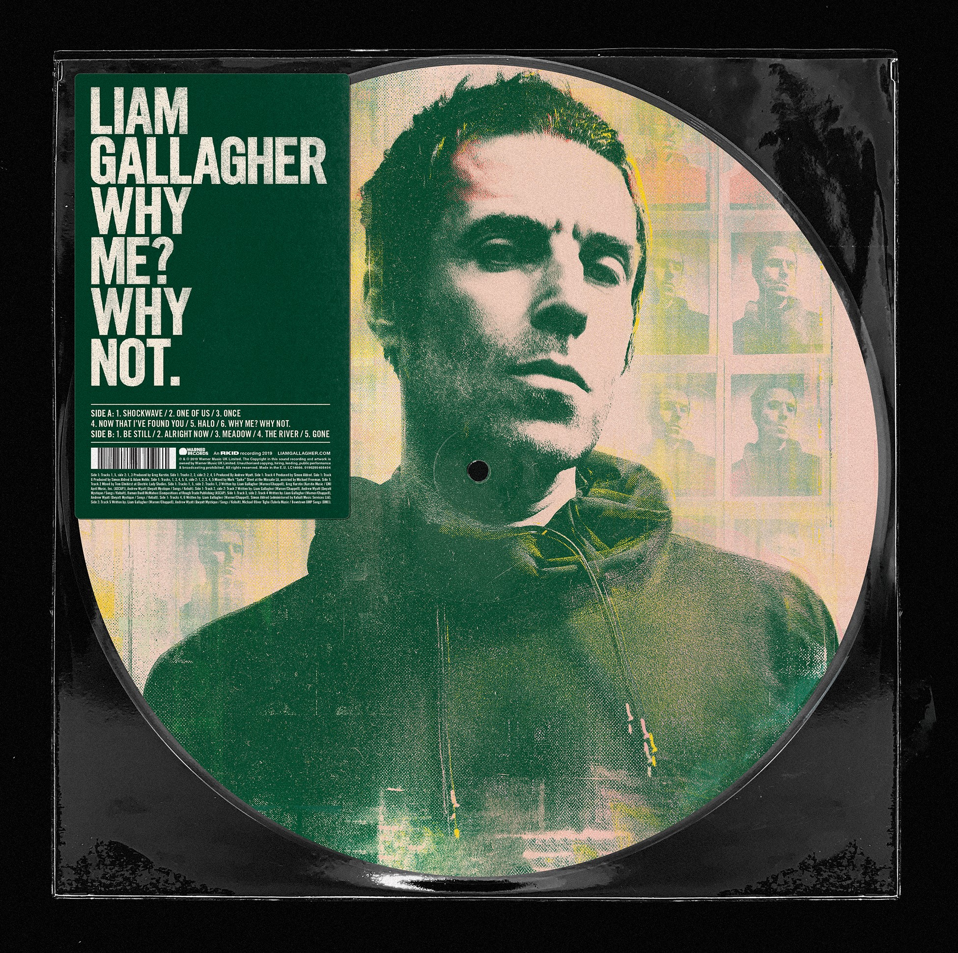 Liam Gallagher - Why Me? Why Not. [RSD BF 2019]