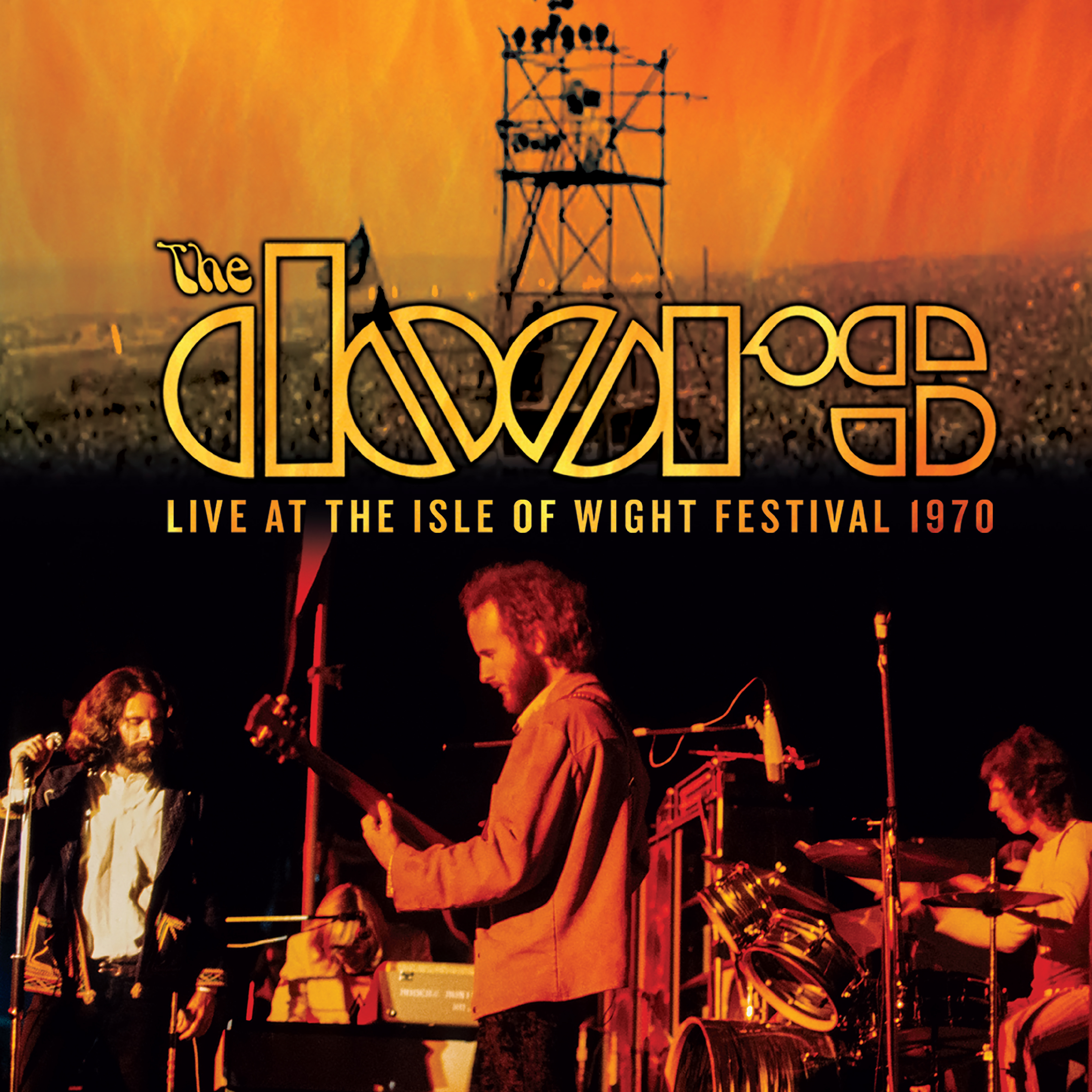 The Doors - Live At The Isle Of Wight Festival 1970 [RSD BF 2019]