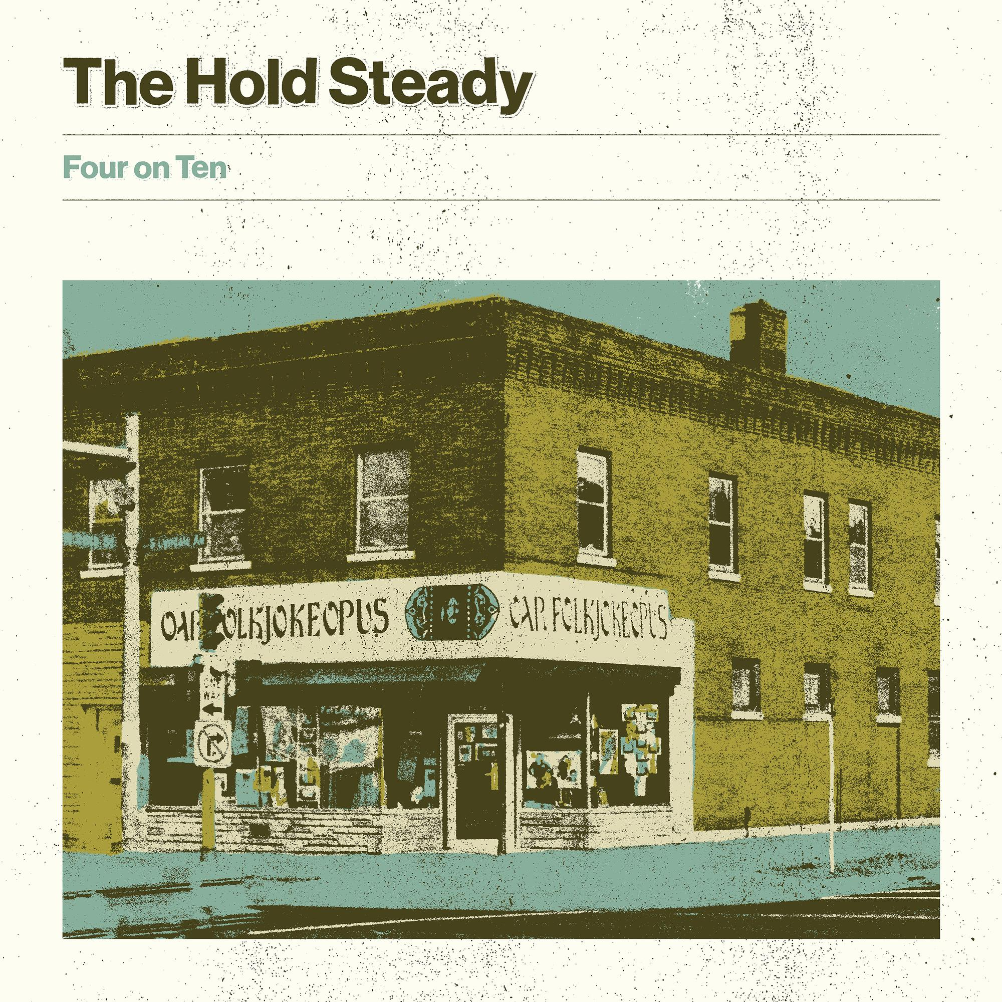 The Hold Steady - Four on Ten  [RSD BF 2019]