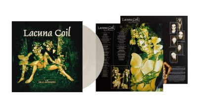 Lacuna Coil - In A Reverie [Indie Exclusive Limited Edition Bone LP]