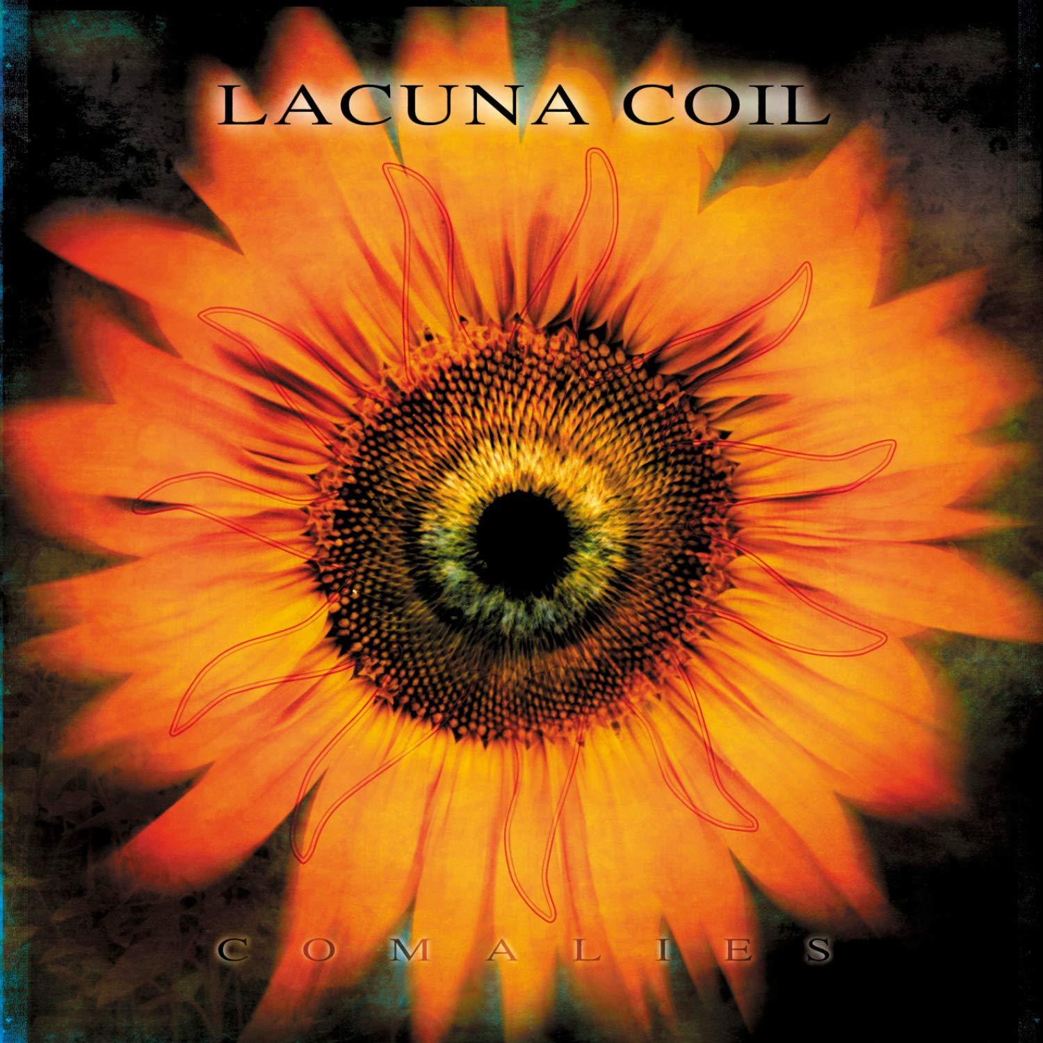 Lacuna Coil - Comalies [Indie Exclusive Limited Edition Opaque Brown LP]
