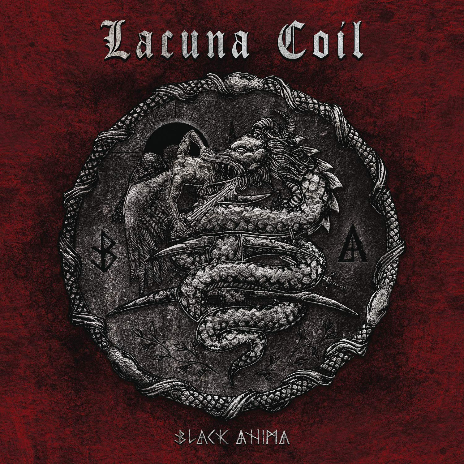 Lacuna Coil - Black Anima [Import Limited Edition LP]