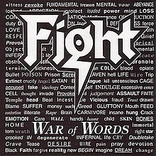 Fight - War of Words [RSD BF 2019]