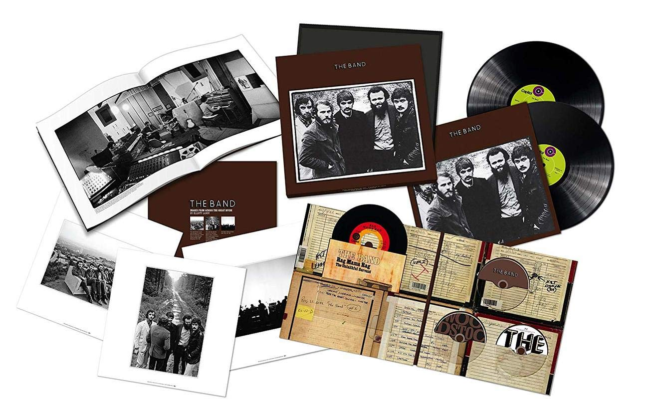 The Band - The Band: 50th Anniversary [Super Deluxe]