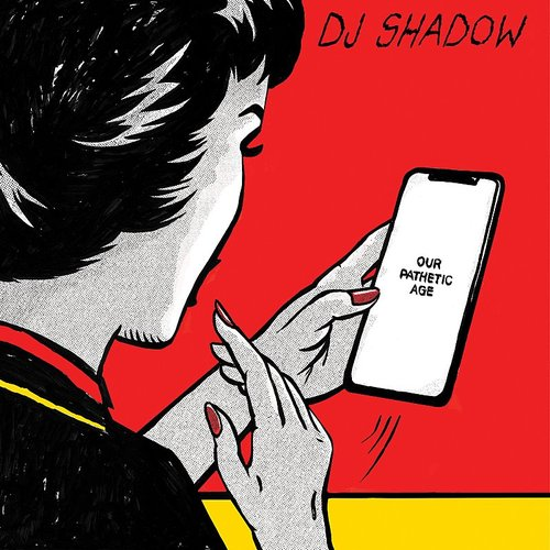 DJ Shadow - Urgent, Important, Please Read - Single