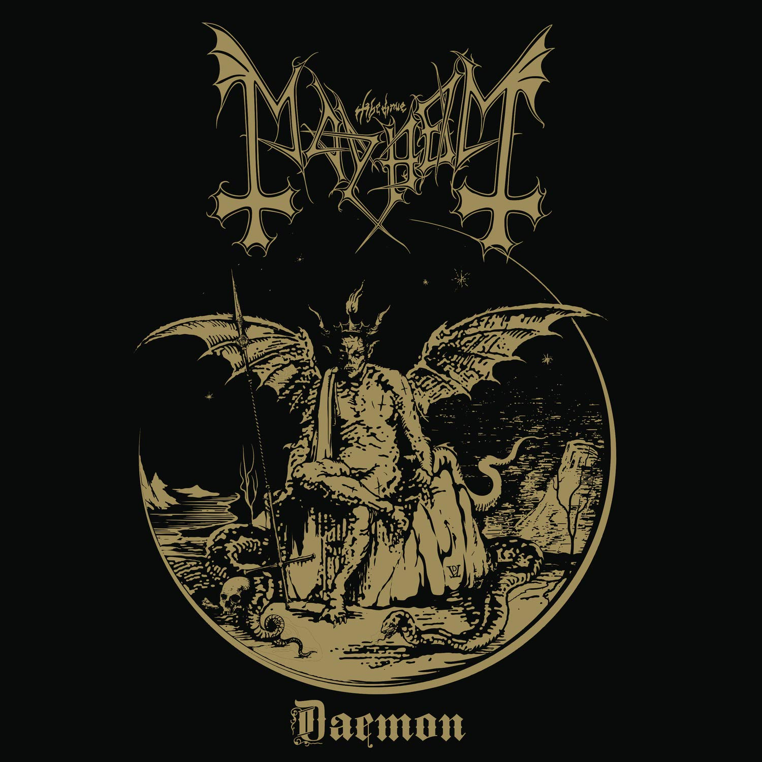 Mayhem - Daemon [Import Limited Edition]