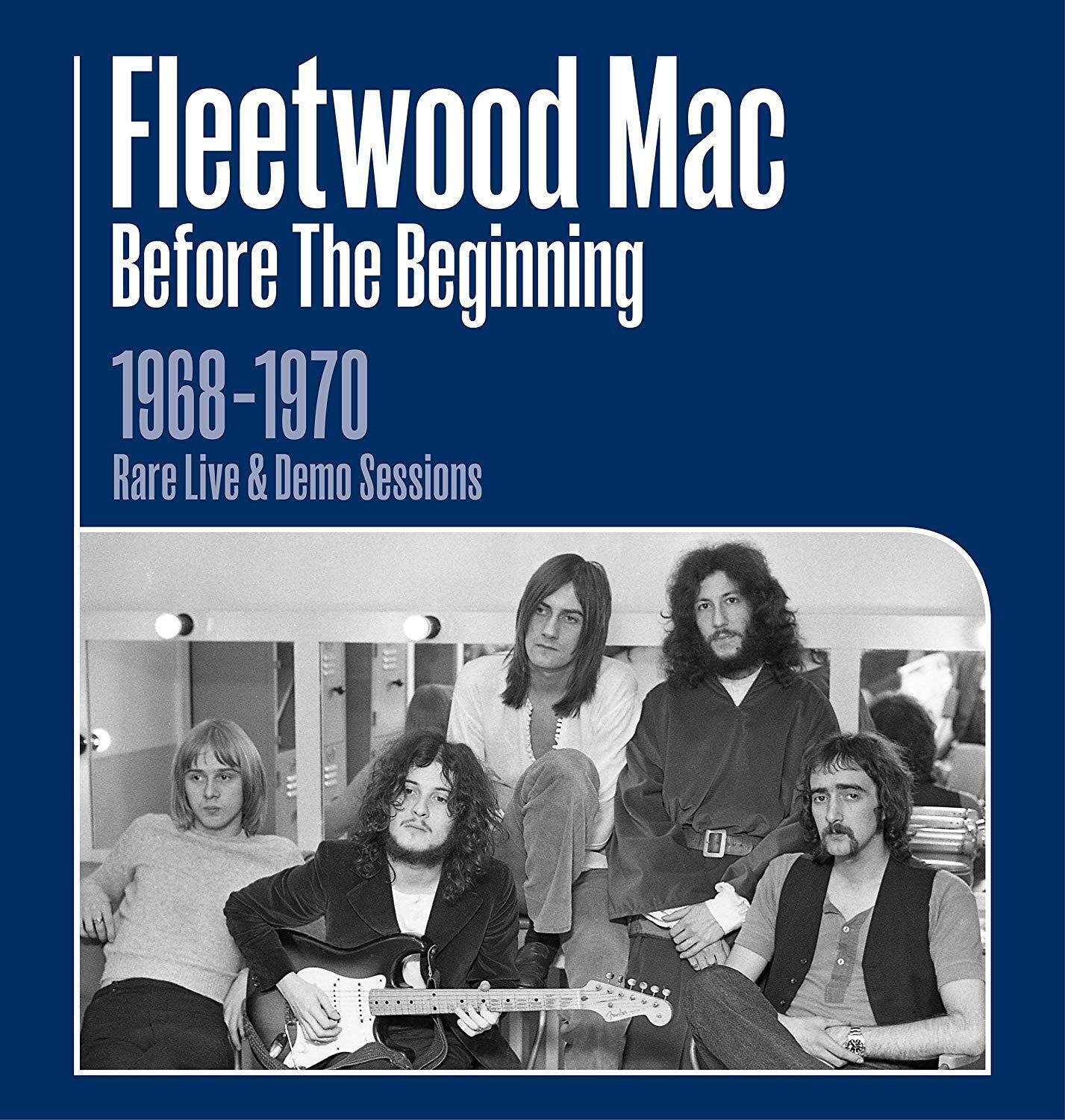 Fleetwood Mac - Before the Beginning 1968 - 1970 Live and Demo Sessions
