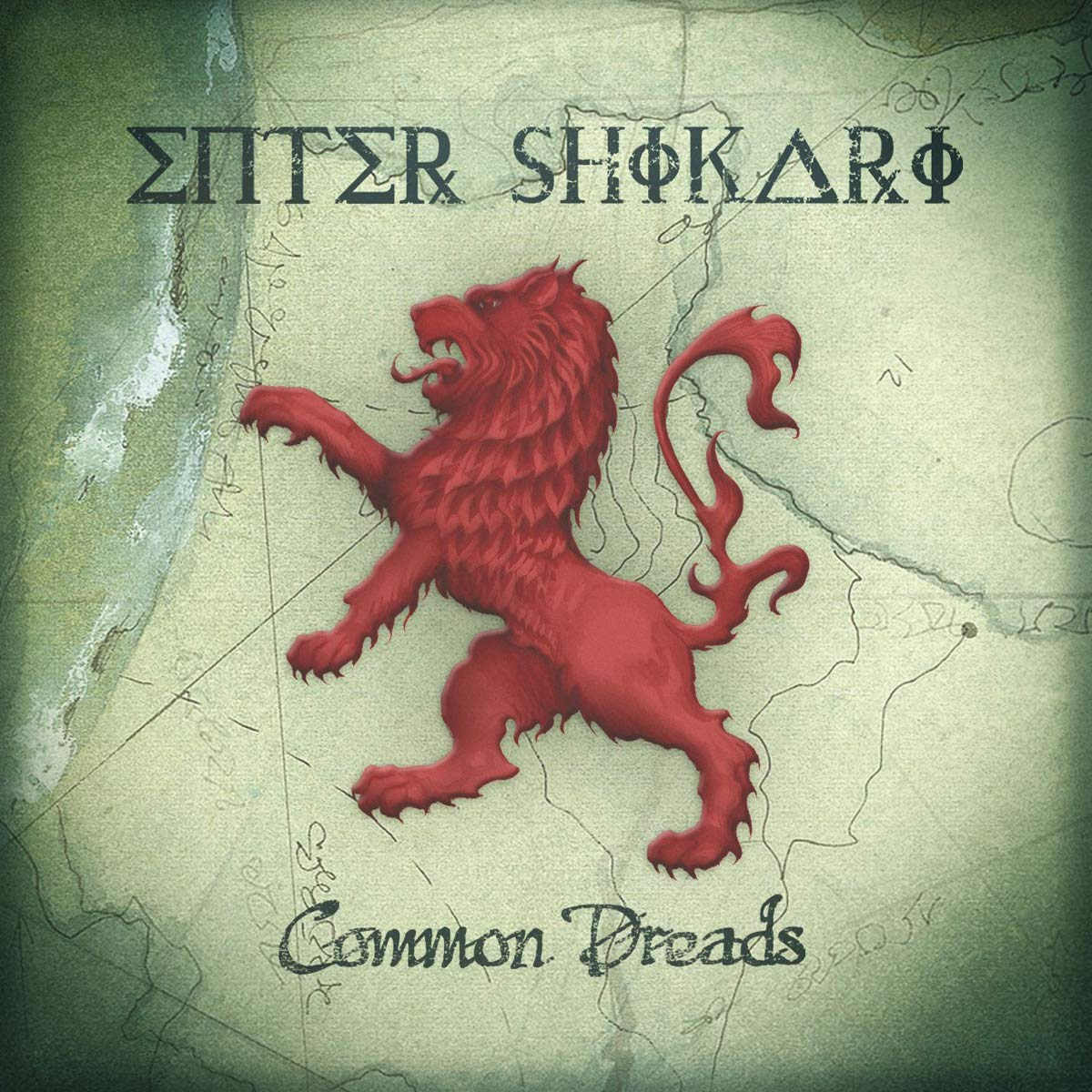 Enter Shikari - Common Dreads [Import LP]