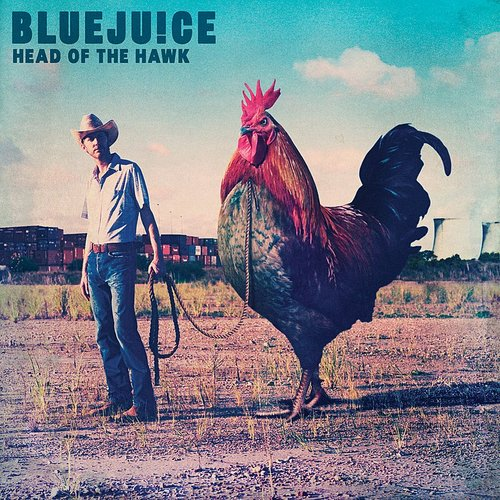 Bluejuice - Head Of The Hawk (Blue) [Colored Vinyl] [Limited Edition] (Aus)