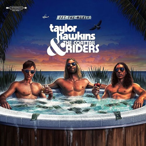 Taylor Hawkins & the Coattail Riders - Crossed The Line - Single