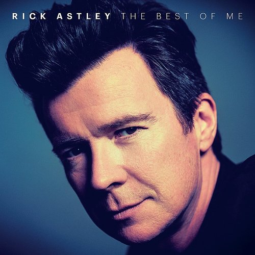 Rick Astley - The Best of Me [Import LP]
