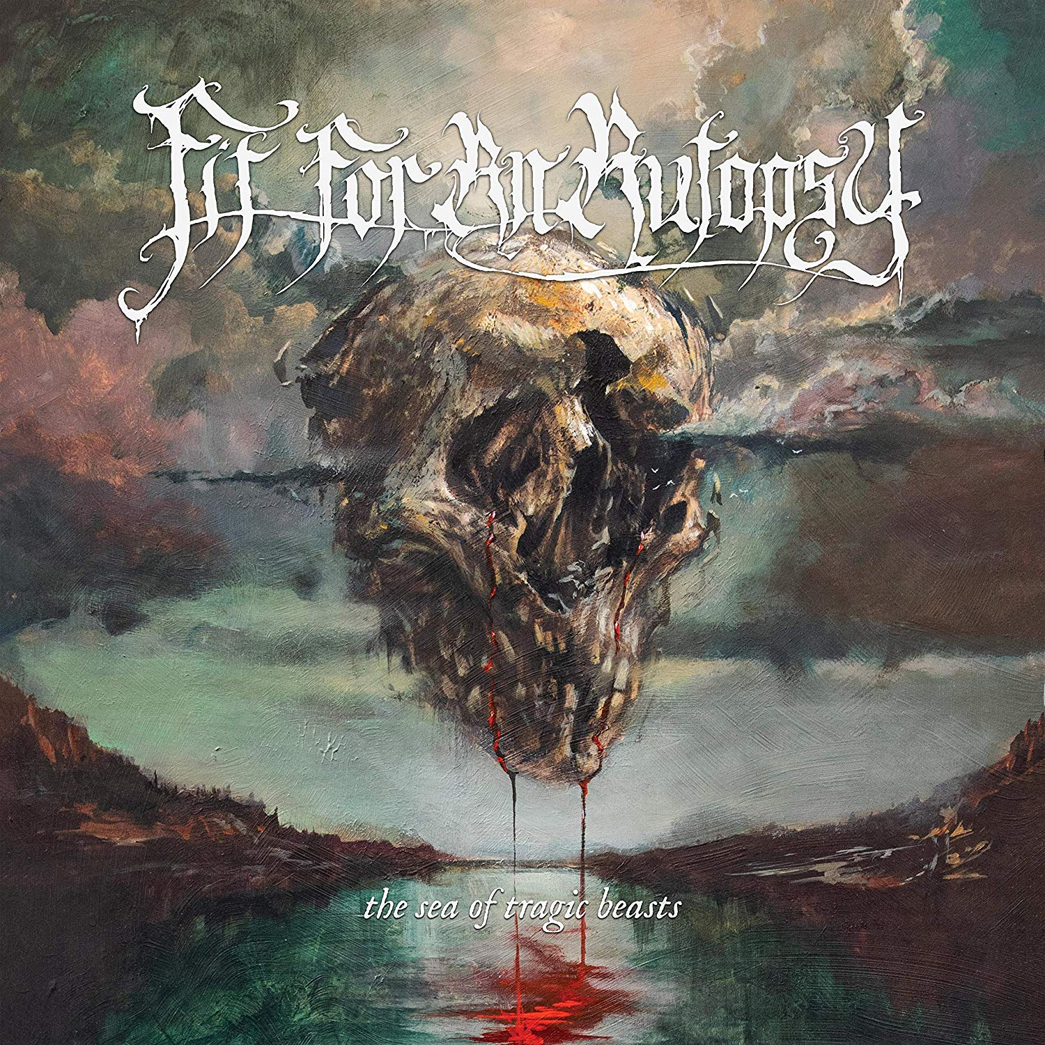 Fit For An Autopsy - The Sea Of Tragic Beasts [LP]