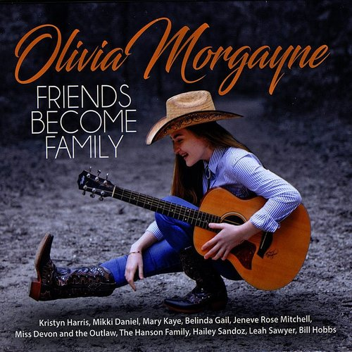 Olivia Morgayne - Friends Become Family