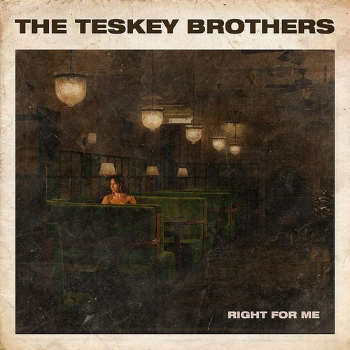 The Teskey Brothers - Right For Me [Import Vinyl]