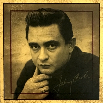 Johnny Cash - Cry! Cry! Cry! (3 inch)