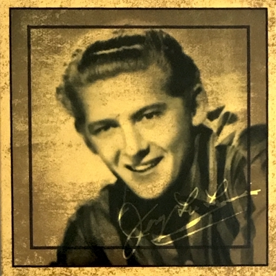 Jerry Lee Lewis - Great Balls of Fire (3 inch)