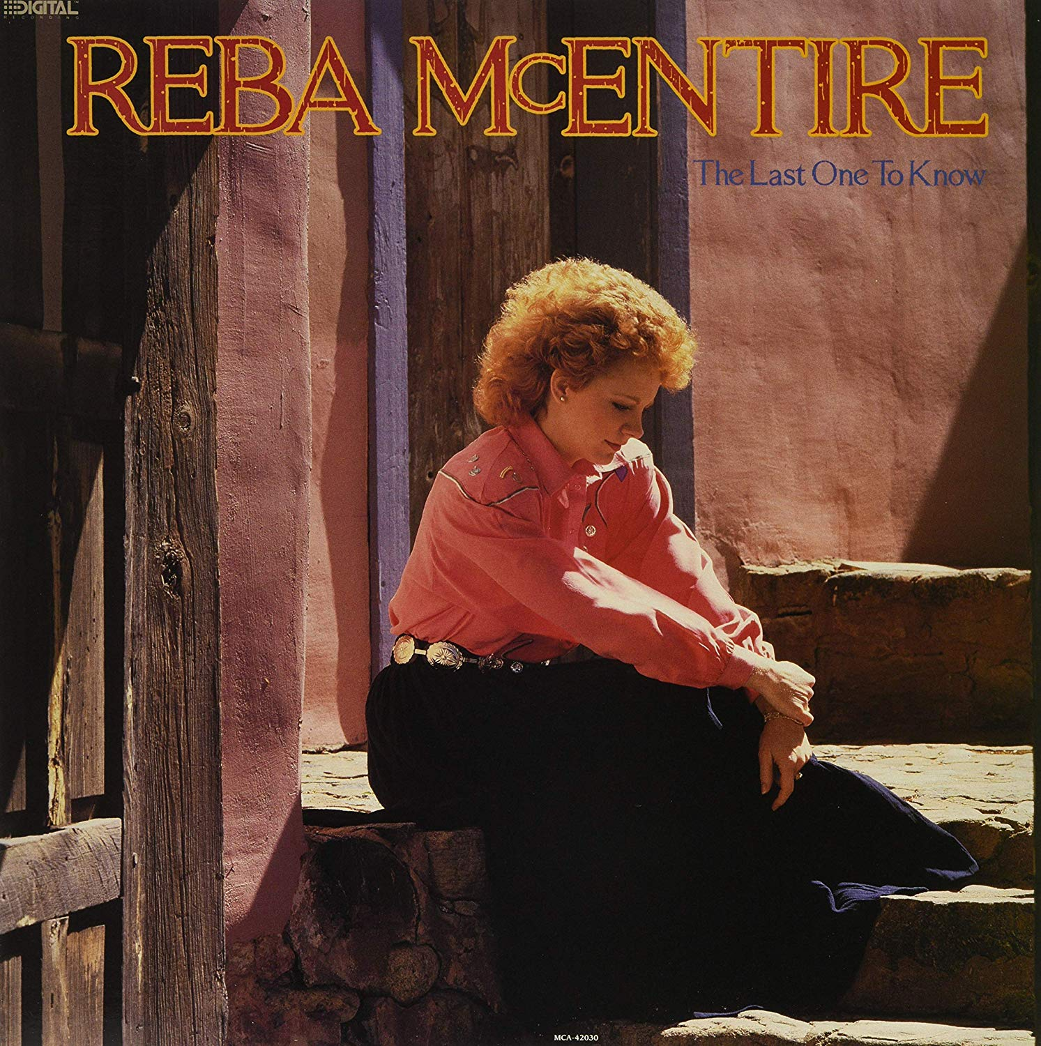 Reba Mcentire - The Last One To Know [LP]