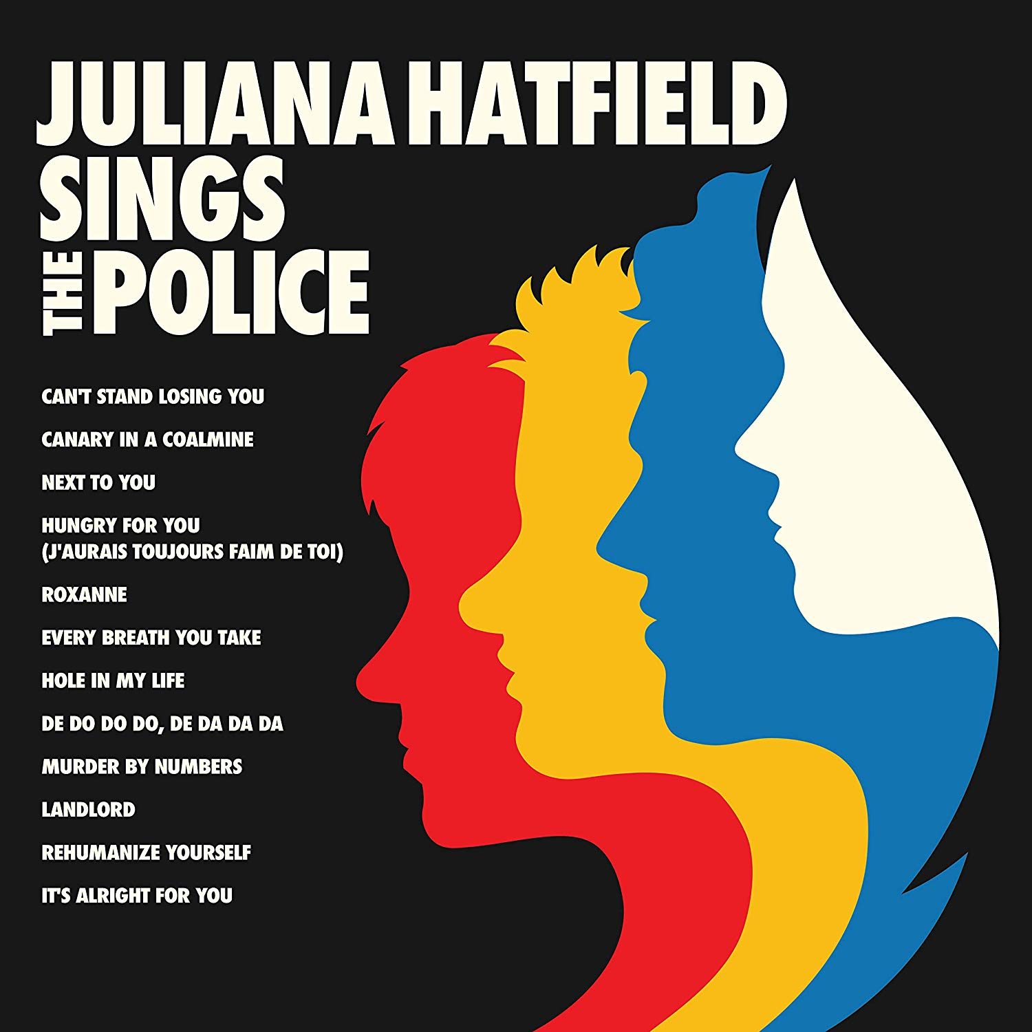 Juliana Hatfield - Juliana Hatfield Sings The Police [Blue LP]