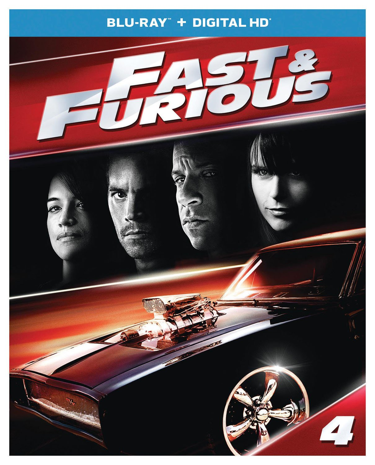 The Fast & The Furious [Movie] - Fast & Furious (2009)