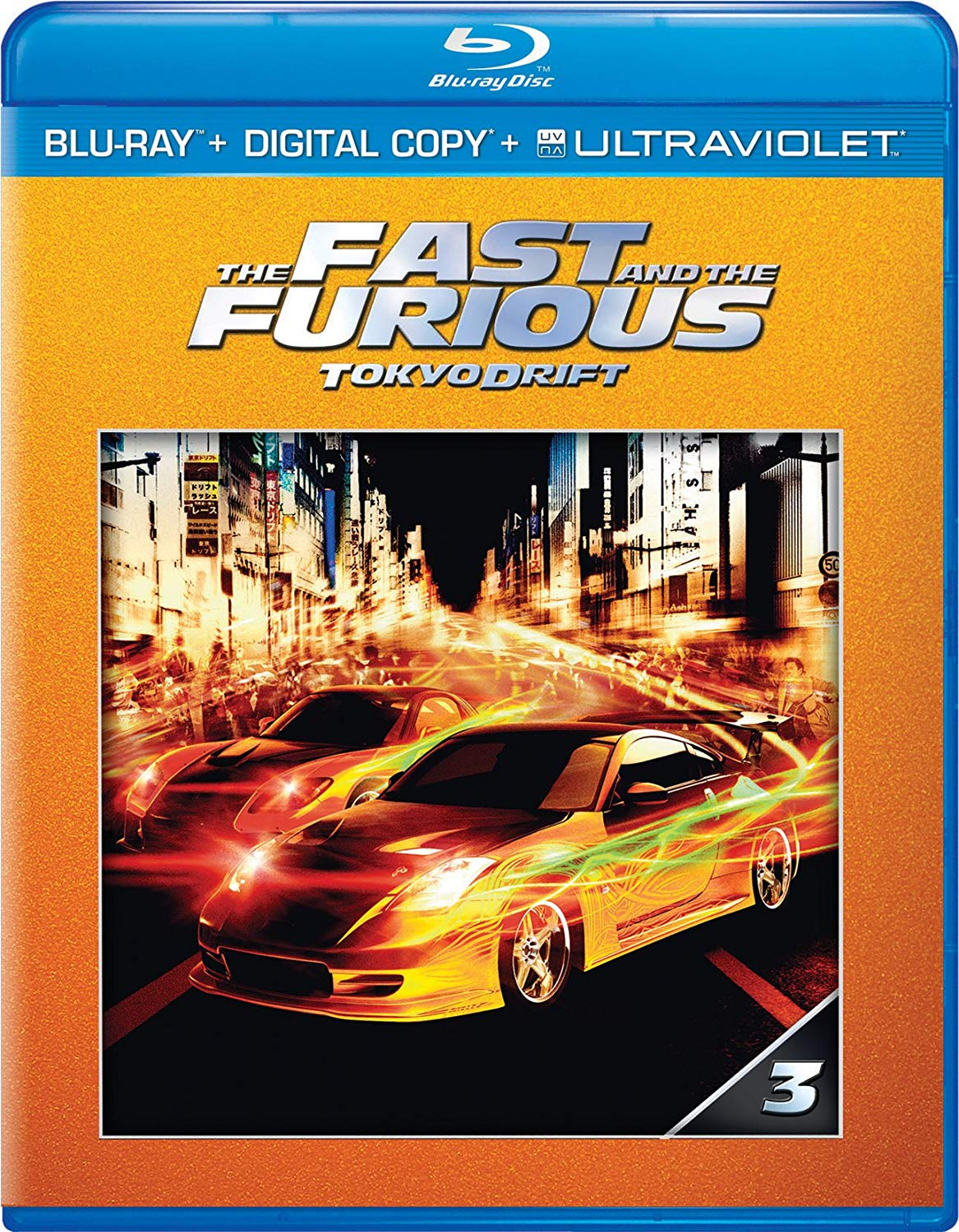 The Fast & The Furious [Movie] - The Fast and the Furious: Tokyo Drift