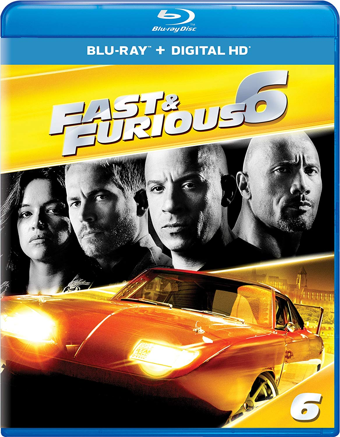 The Fast & The Furious [Movie] - Fast & Furious 6