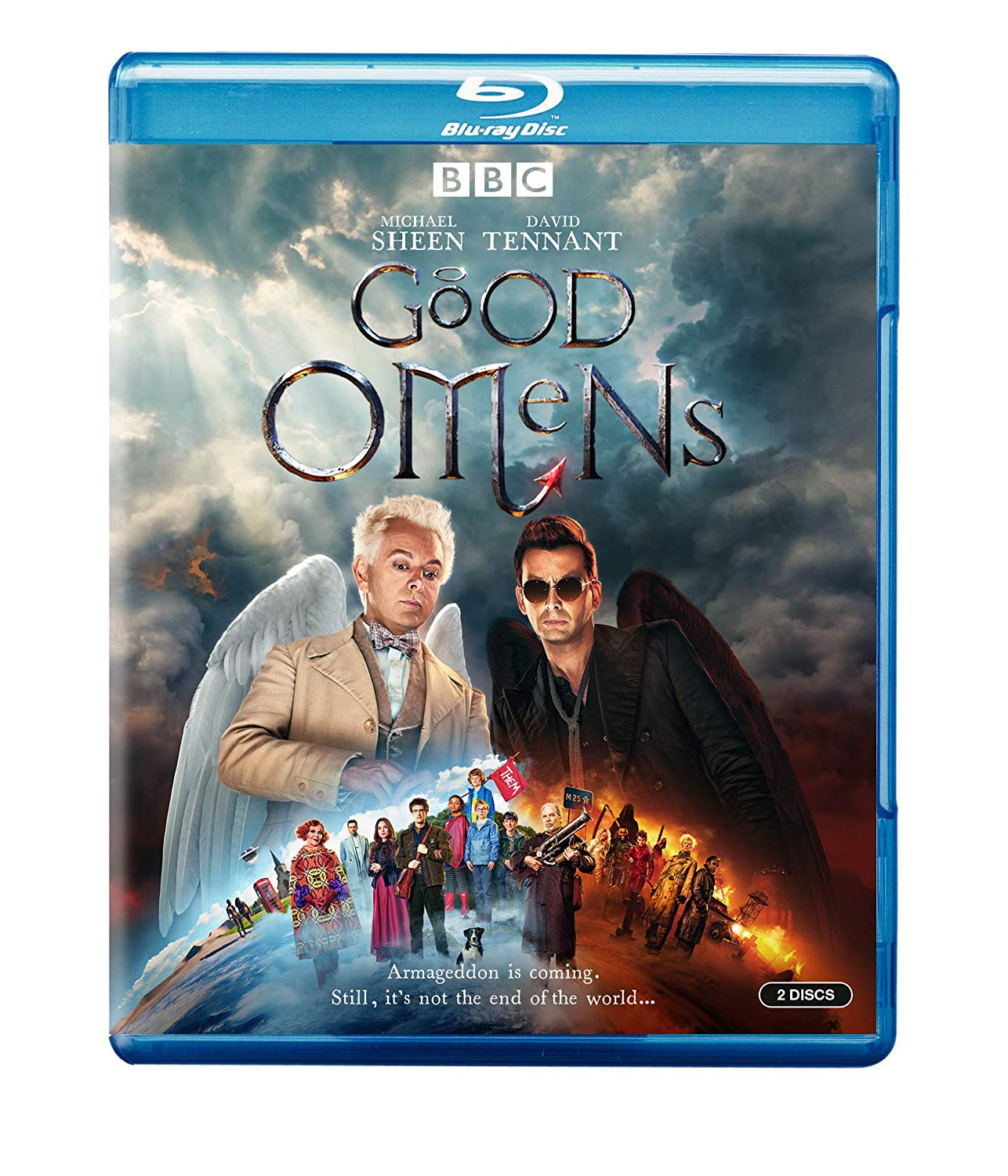 Good Omens [TV Series]