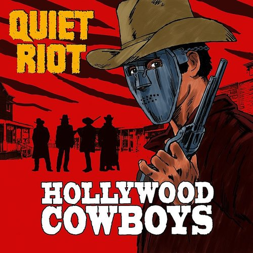 Quiet Riot - In The Blood - Single
