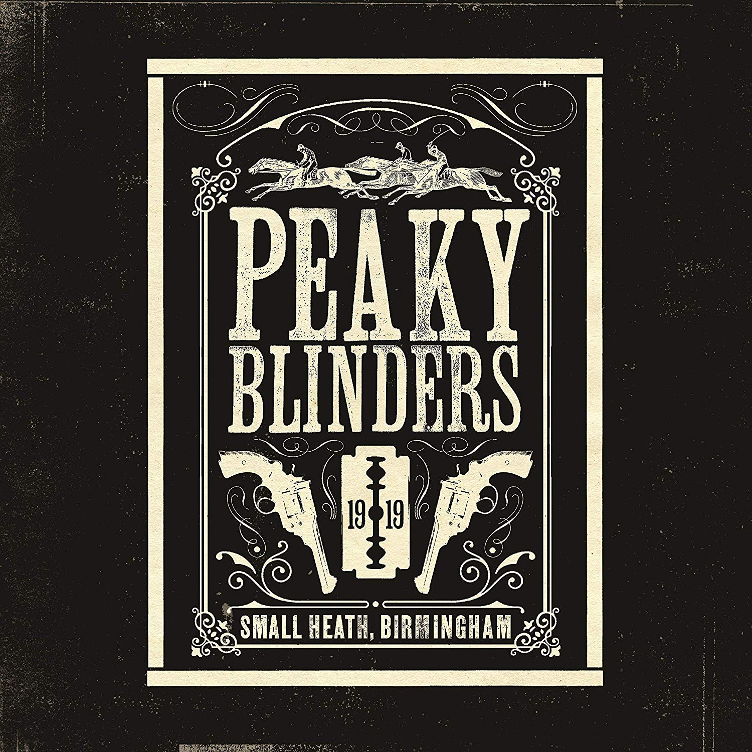 Peaky Blinders [TV Series] - Peaky Blinders Original Music From The TV Series [2CD]