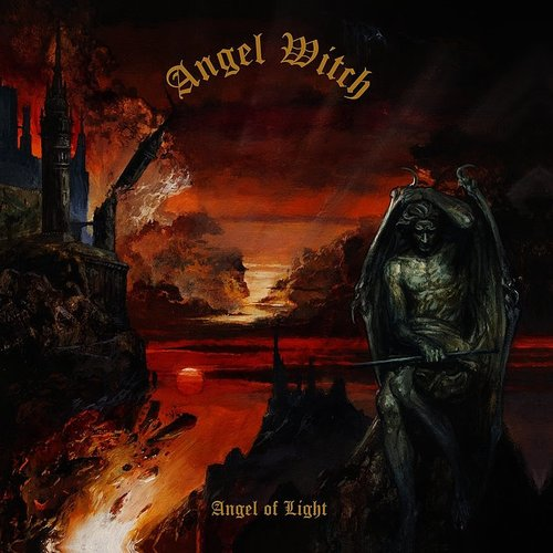 Angel Witch - Angel Of Light [Import Limited Edition LP]