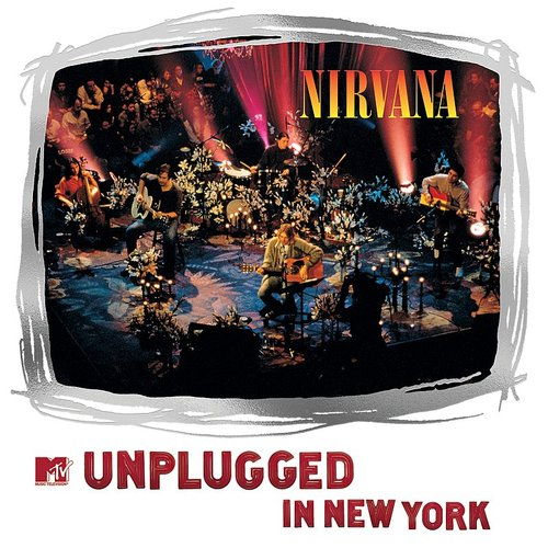 Nirvana - MTV Unplugged In New York: 25th Anniversary Edition [Import 2LP]