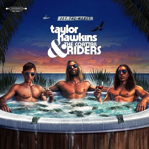 Taylor Hawkins & the Coattail Riders - Middle Child - Single