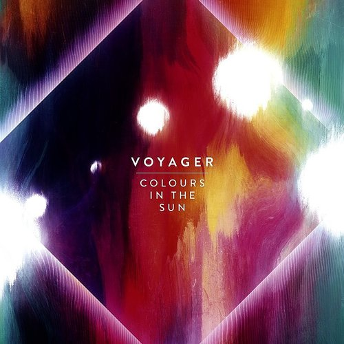 Voyager - Colours In The Sun [Import LP]