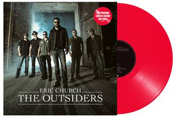 Eric Church - Outsiders (Uk)