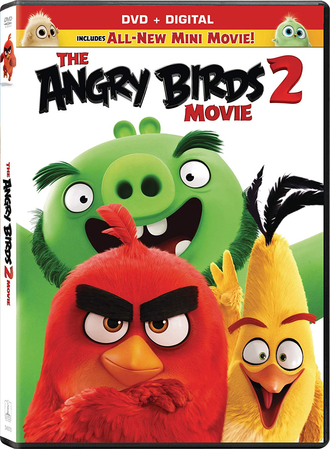 Angry Birds Franchise The Angry Birds Movie 2 Daddykool