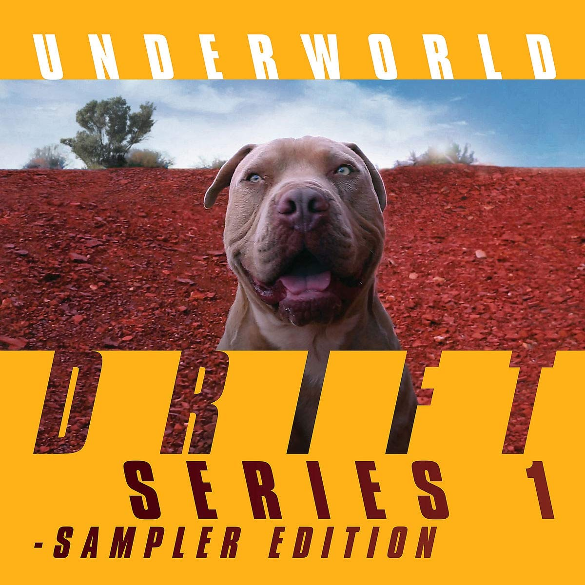 Underworld - DRIFT Series 1 Sampler Edition [LP]