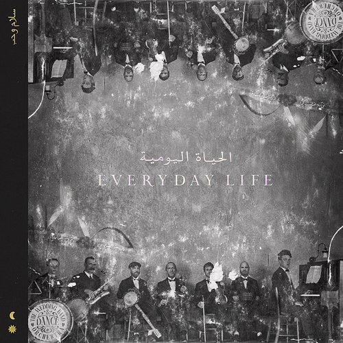 Coldplay - Everyday Life - Single