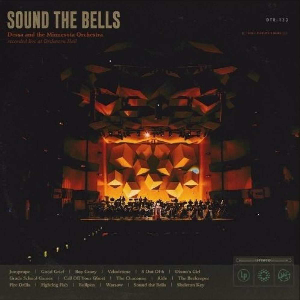 Dessa - Sound The Bells: Recorded Live At Orchestra Hall [LP]