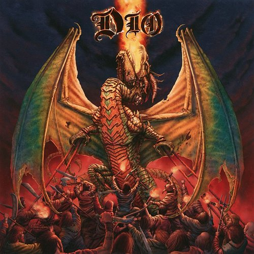 Dio - Holy Diver (Uk)