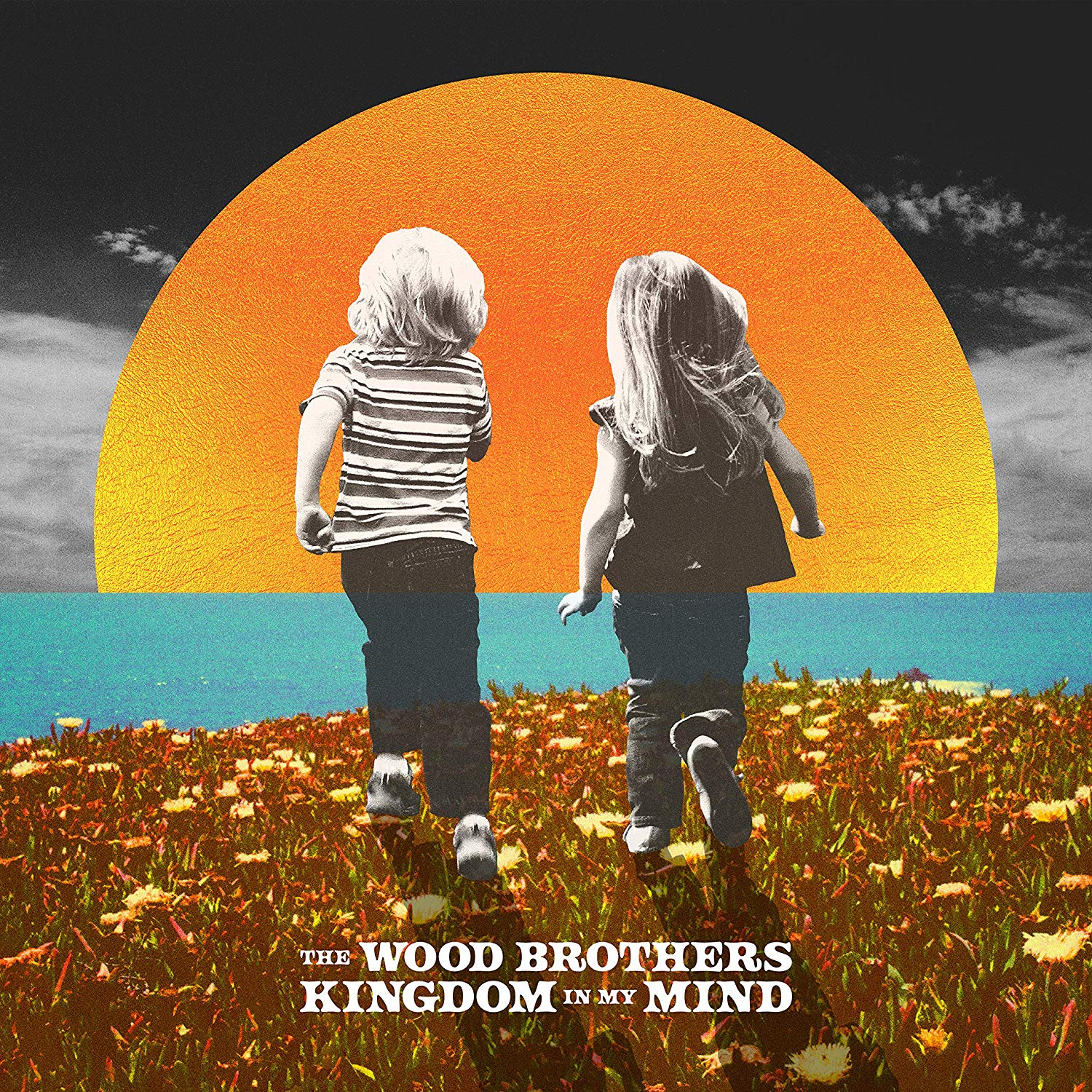 The Wood Brothers - Kingdom In My Mind [Indie Exclusive Limited Edition Transparent Blue Mix LP]