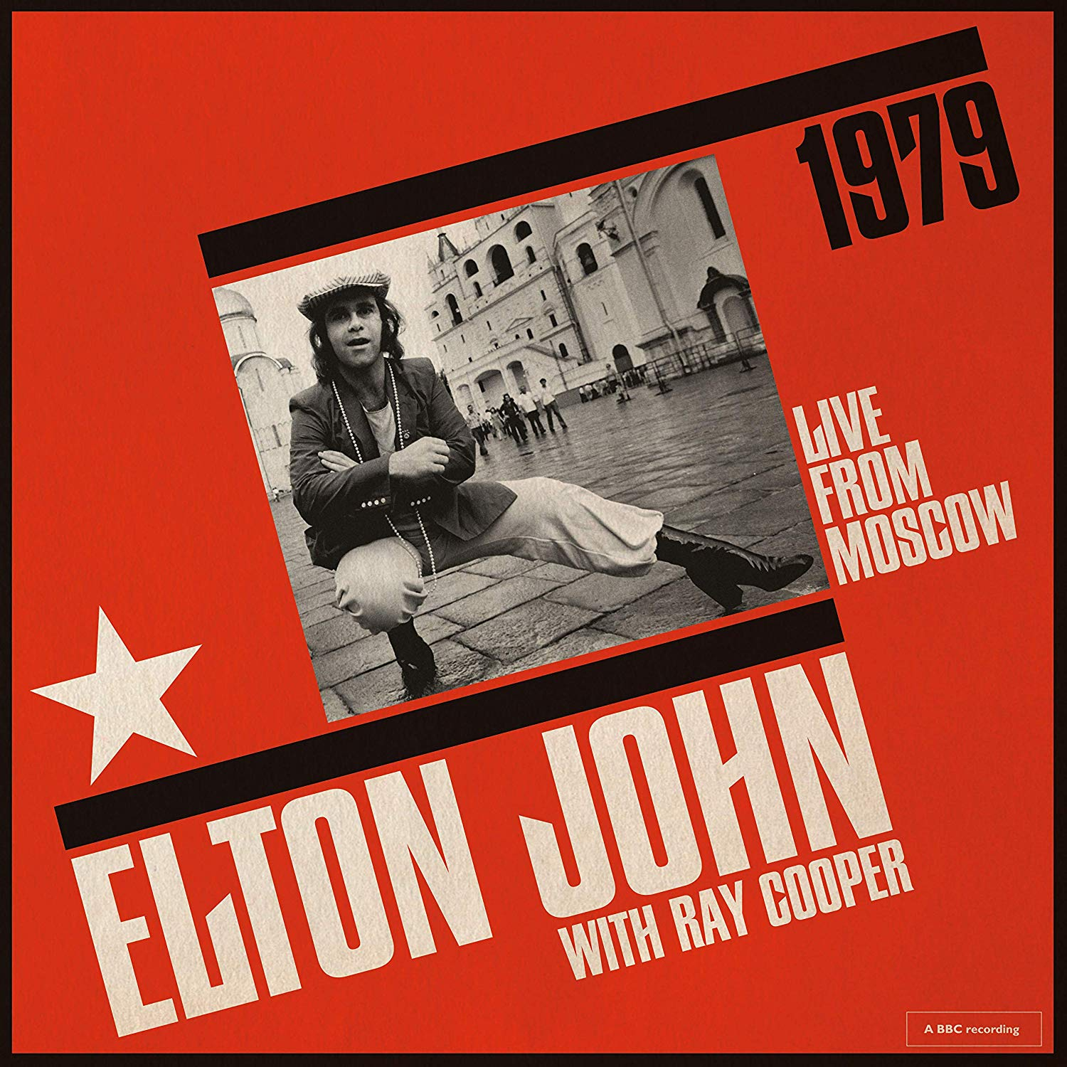 Elton John - Live From Moscow [2LP]