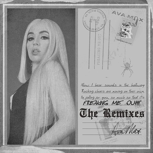 Ava Max - Freaking Me Out (Bingo Players Remix)