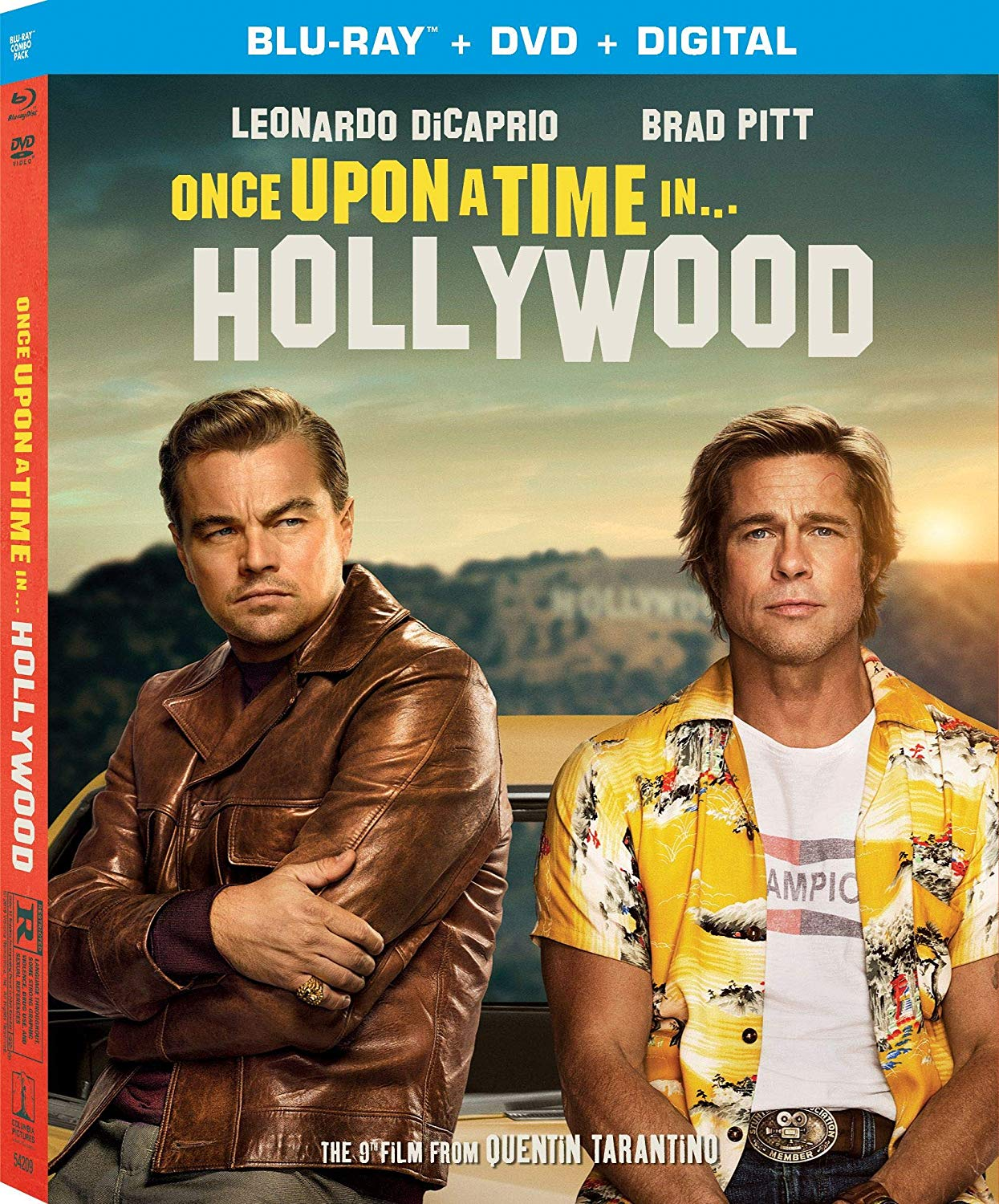 Quentin Tarantino's Once Upon a Time in Hollywood [Movie]