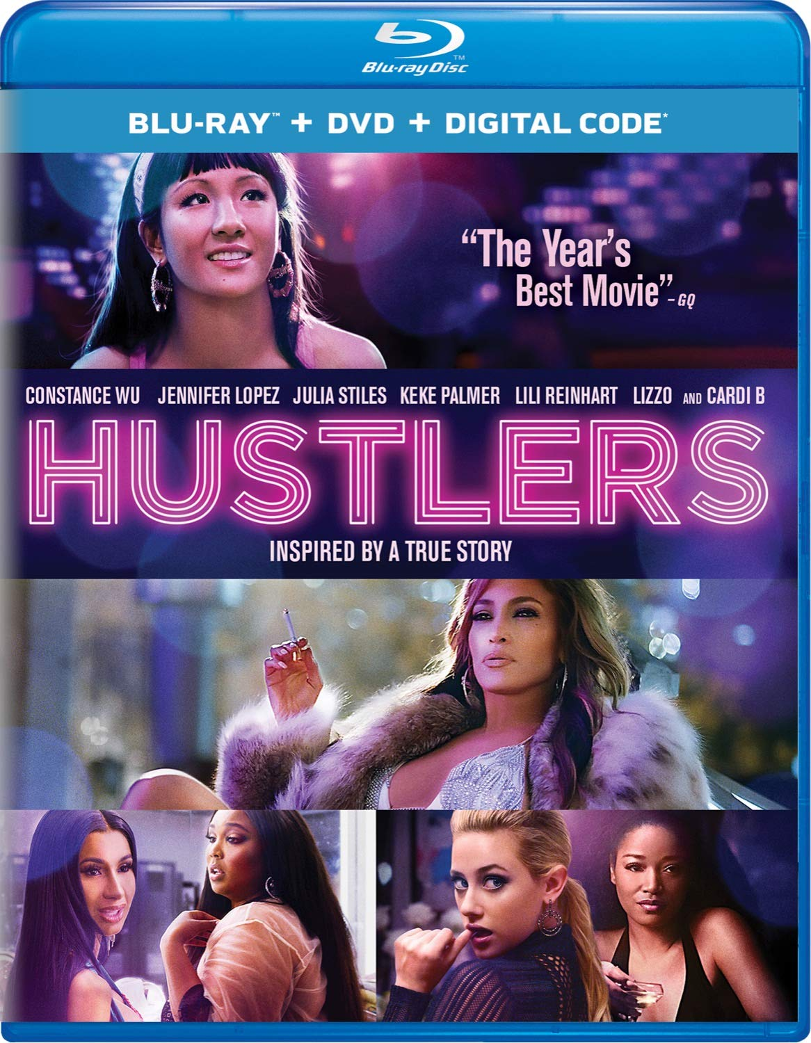 Hustlers [Movie] - Hustlers