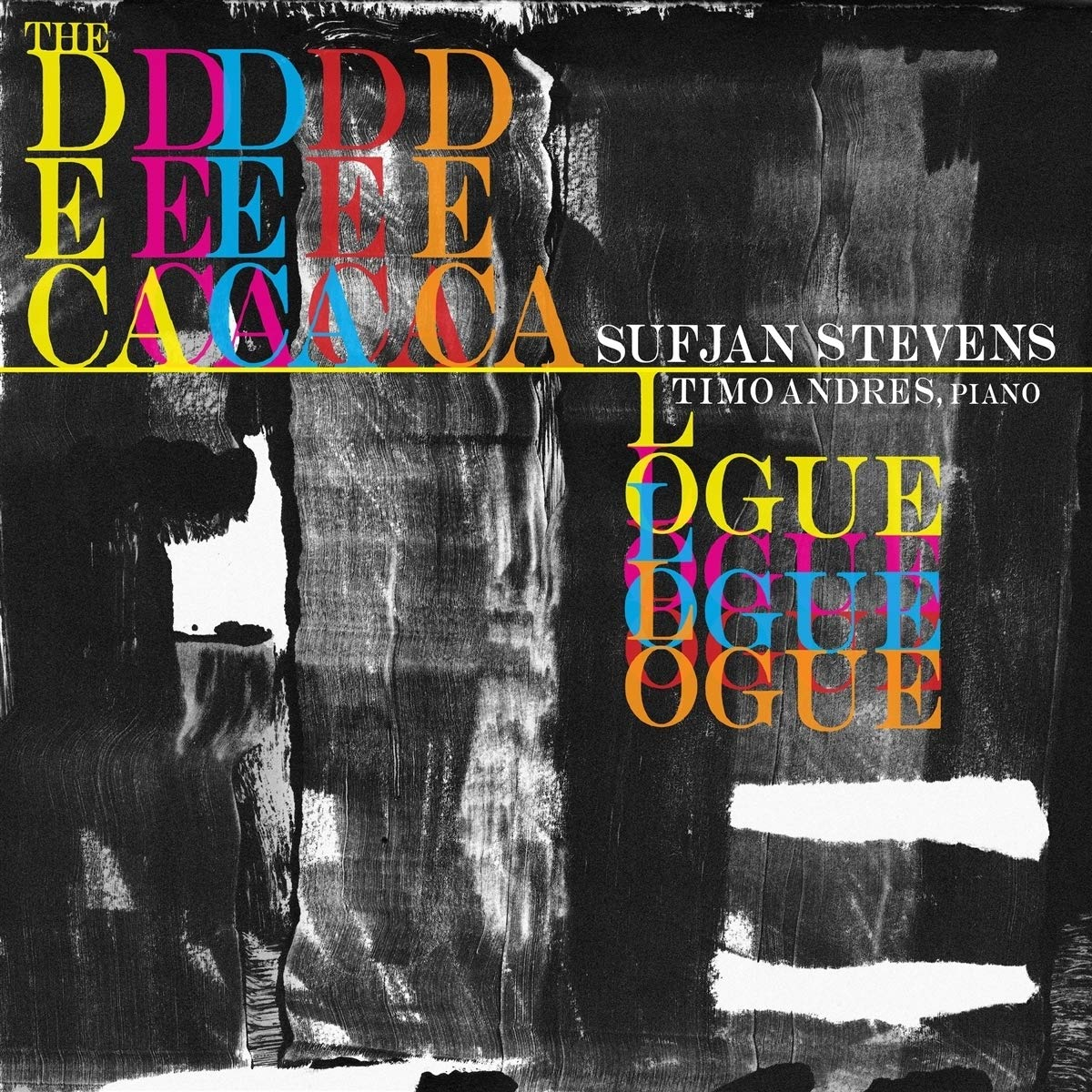 Sufjan Stevens & Timo Andres - The Decalogue [LP]