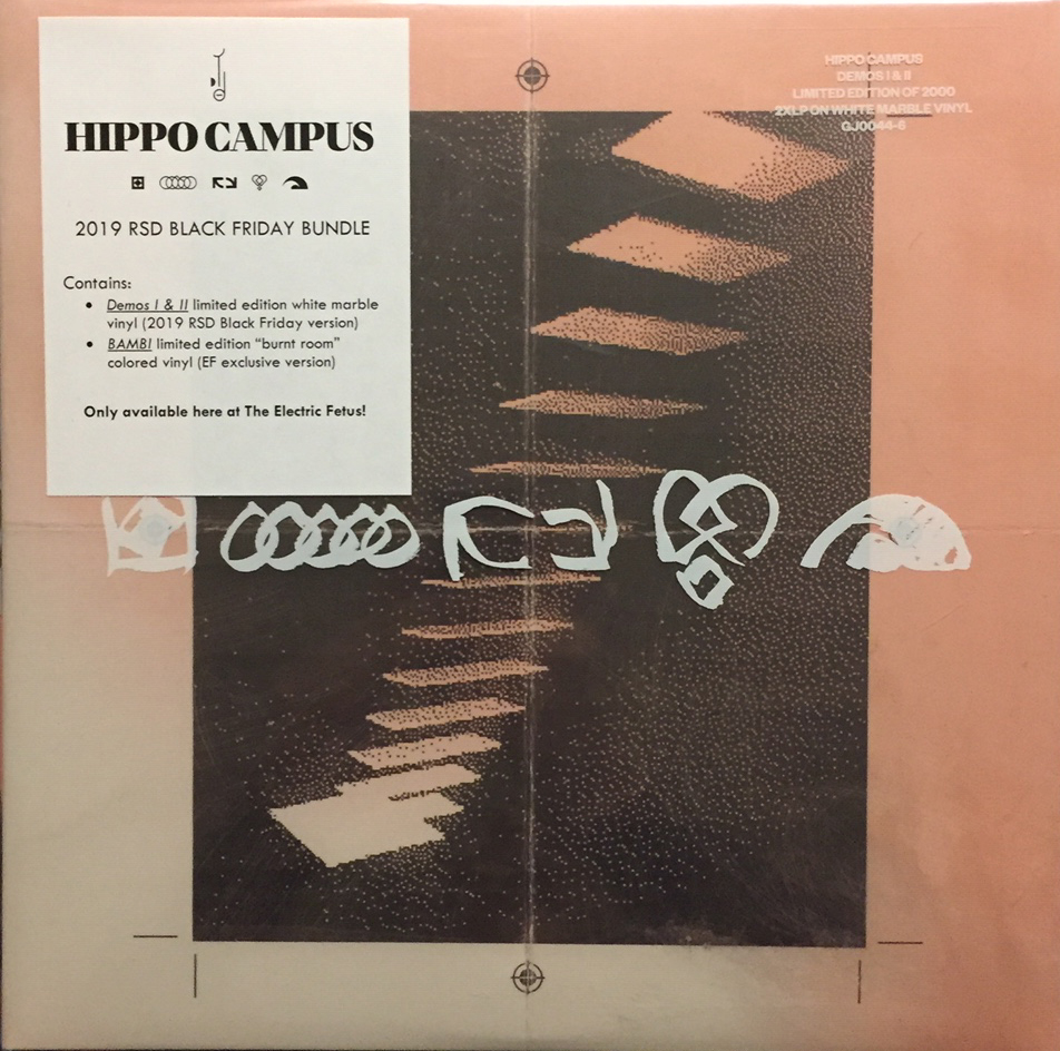 Hippo Campus LP Bundle Available
